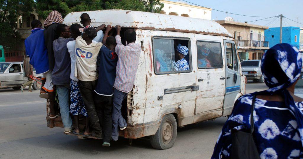 Nouakchott Bus