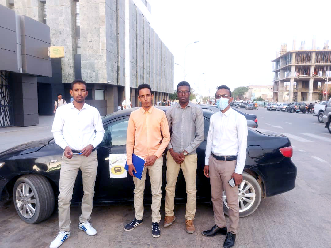Nouakchott Mapping Team